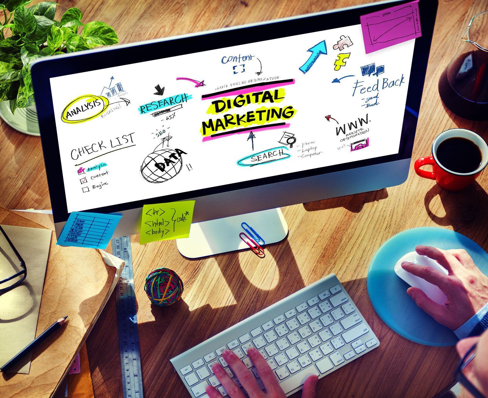 Digital Marketing Trends for 2014
