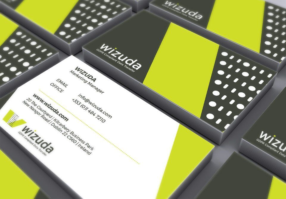 Wizuda business cards