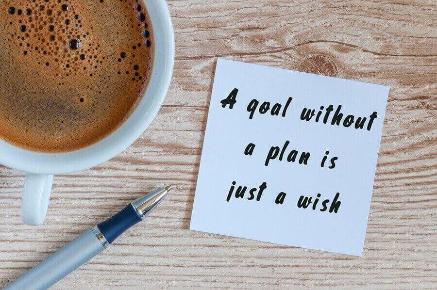 Coffee brainstorm