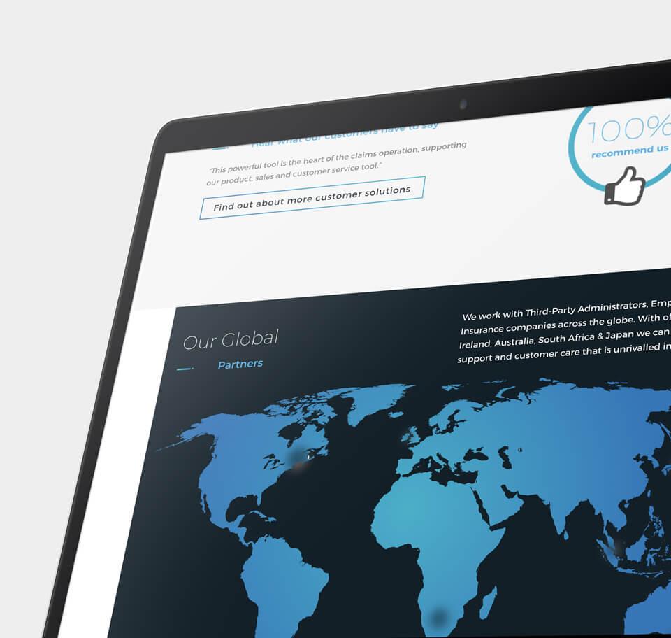 Attention to detail in website design