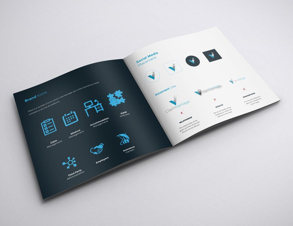 Brand identity concepts