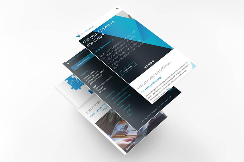 Website spec for mobile