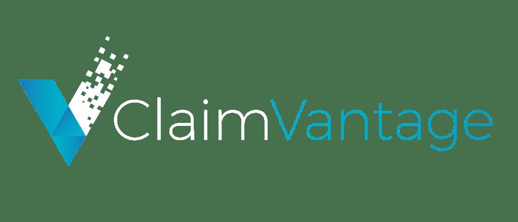 ClaimVantage Logo-White
