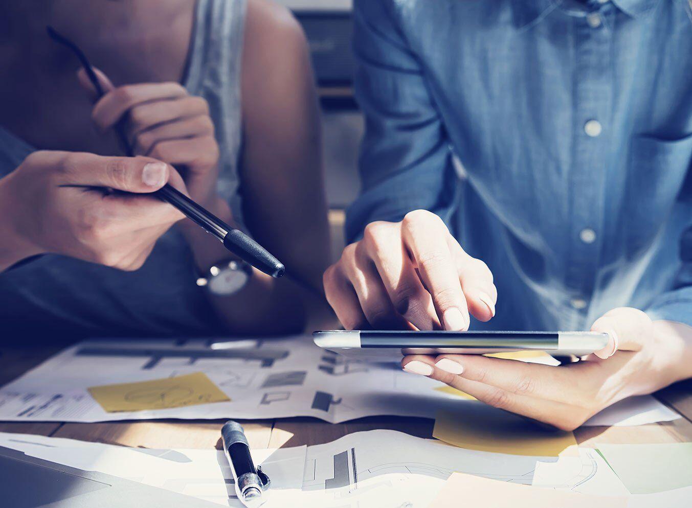 Digital auditing goals & KPI's