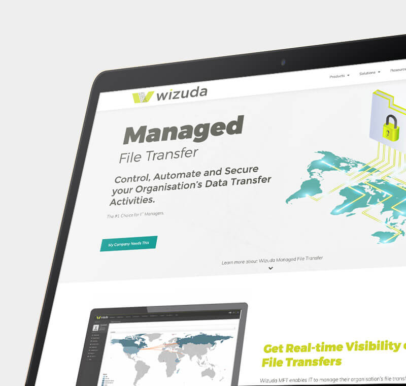 New branding concepts designed for wizuda