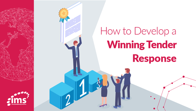 How to develop a winning tender response