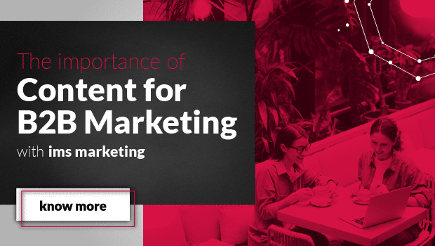 content for b2b marketing