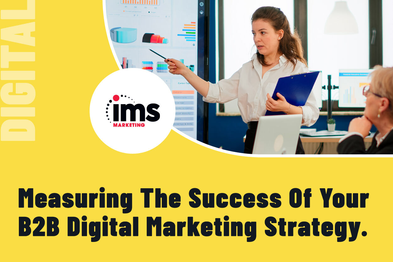 Web_Measuring The Success Of Your B2B Digital Marketing Strategy