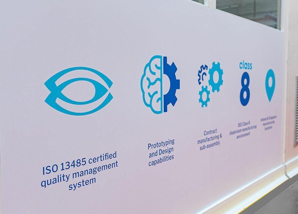 AQF Internal branding graphics