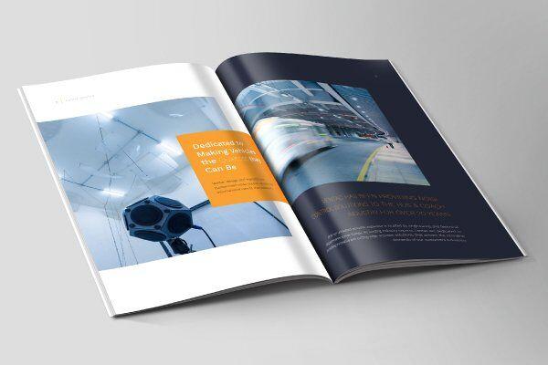 Ventac whitepaper design work
