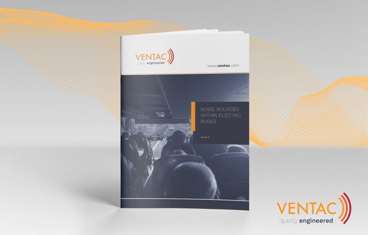 Brochure design work for Ventac