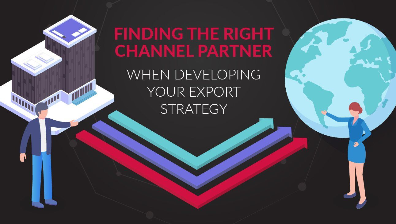 finding the right channel partner graphic