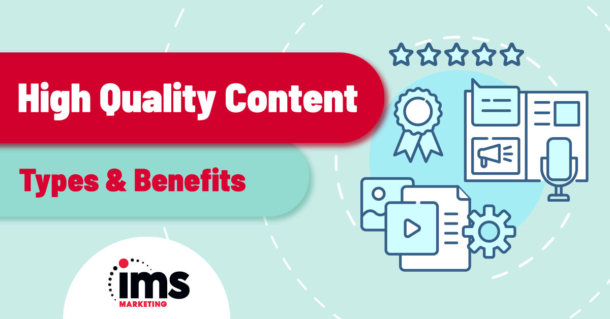 High Quality Content – Types & Benefits-01