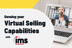 Virtual selling blog graphic