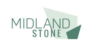 Midland stone logo