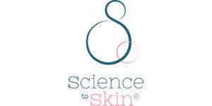 Science to skin logo