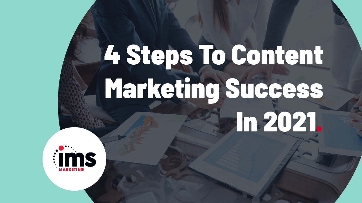 Content Marketing Success Infographic